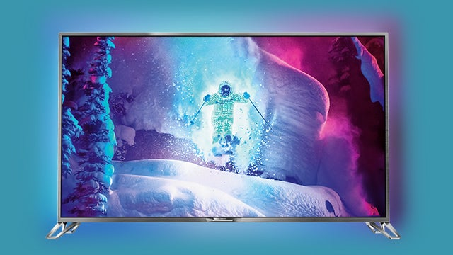 Bardzo dobry Philips 65PUS9809 TV offers UHD, Android and a 4-way Ambilight TF13