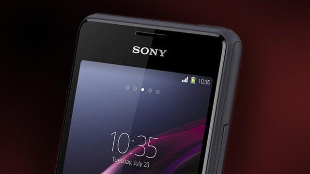 Sony Xperia E1 20