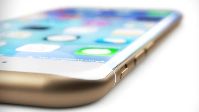 iPhone 6 Air concept
