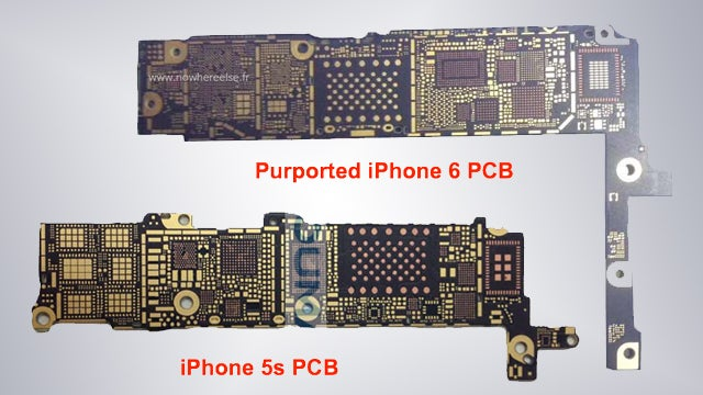 iPhone 6 Circuit Board