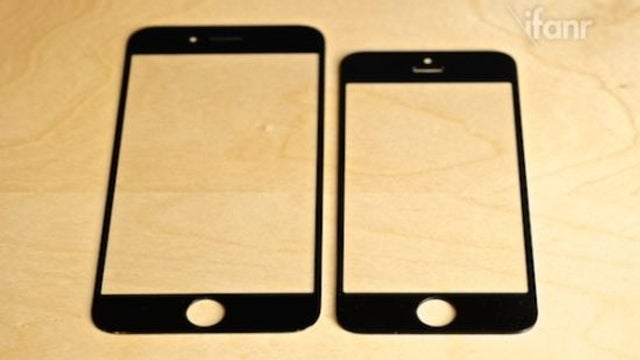 iPhone 6 and 5S front panels