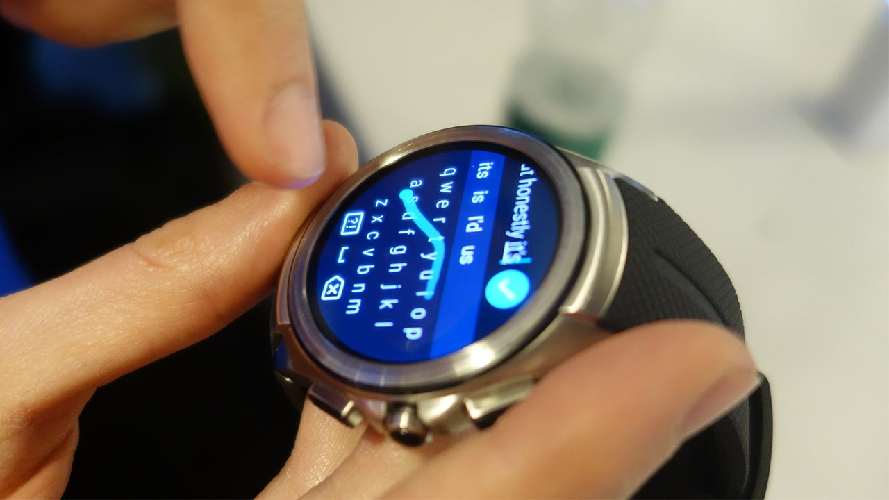 Android Wear android wear review   trusted reviews
