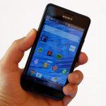 Sony Xperia E1 1