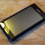Sony Xperia E1 10