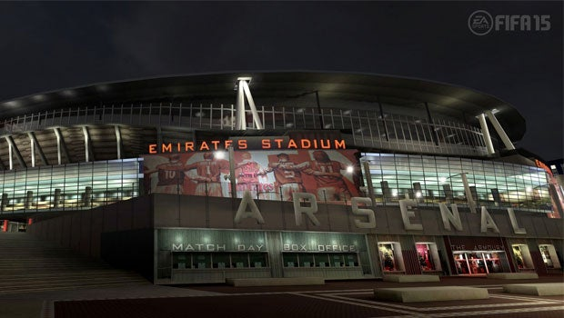 FIFA 15 - Emirates Stadium