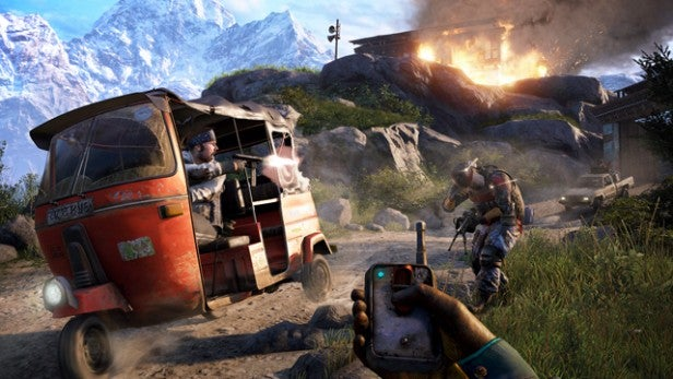 Ps4 share play how sony is changing multiplayer gaming in a big way unlock your far cry 4 multiplayer with keys to kyrat freerunsca Images