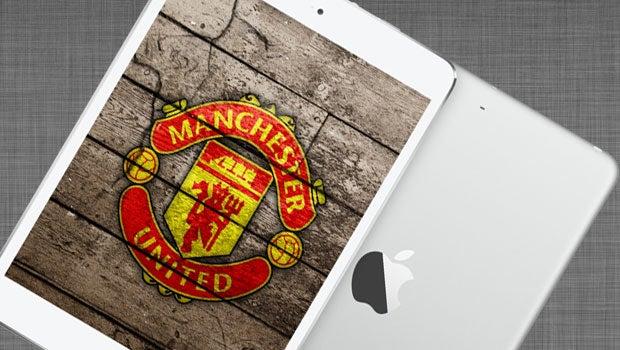 Man United iPad ban
