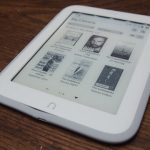 Nook and Kindle