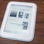 Nook and Kindle 1