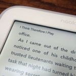 Nook and Kindle 9
