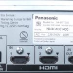 Panasonic SC-BTT505