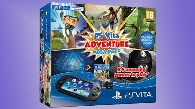 PS Vita Adventure Mega Pack Bundle