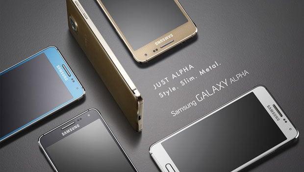Samsung Galaxy Alpha colours