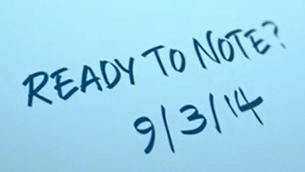 Samsung Galaxy Note 4 tease