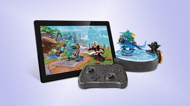 Skylanders Trap Team Tablet