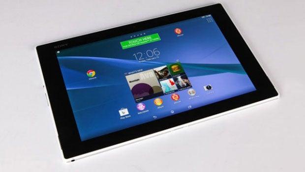 sony xperia tablet speaker
