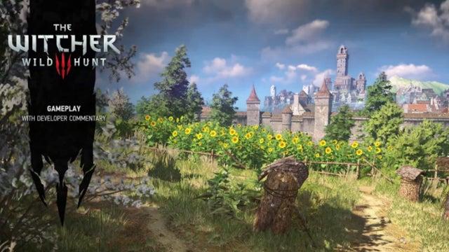 The Witcher 3: Wild Hunt gameplay trailer