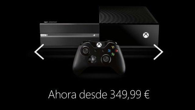 Xbox One price cut leak