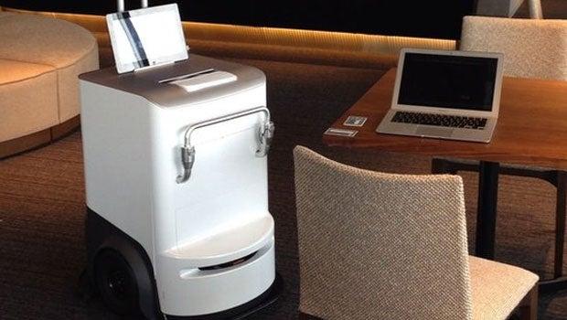 Xerox Robot Printer