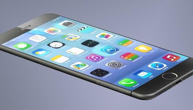 iPhone 6 render
