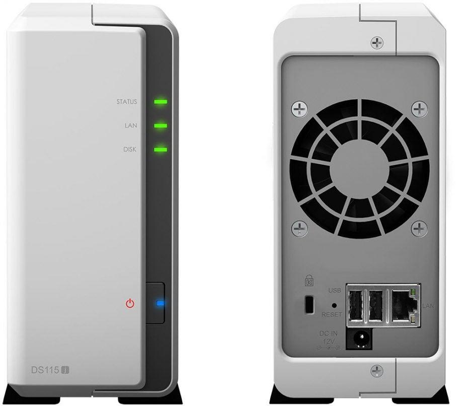 Synology DS115j Review | Trusted Reviews