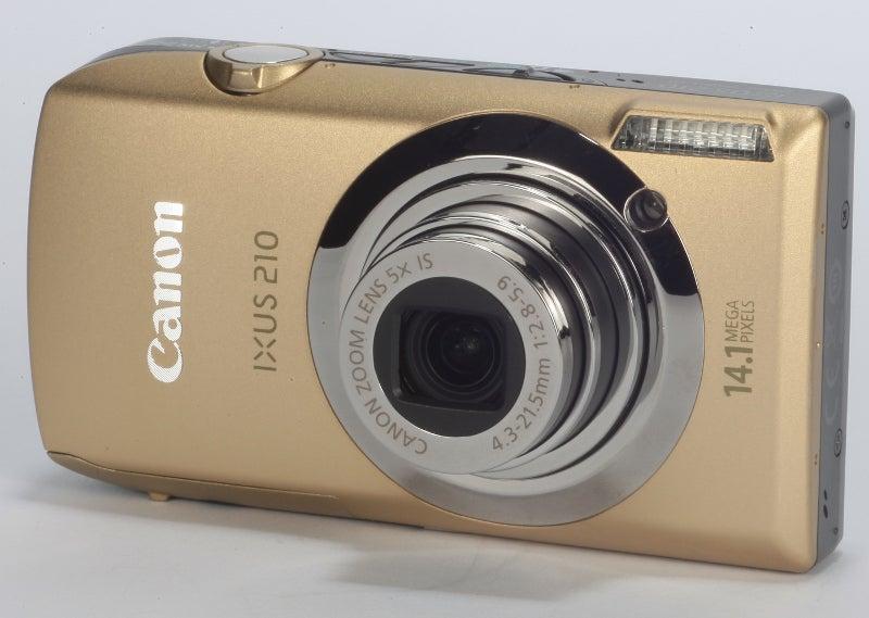 canon ixus 210 review rh trustedreviews com Canon Compact Digital Cameras Canon Digital Camcorder