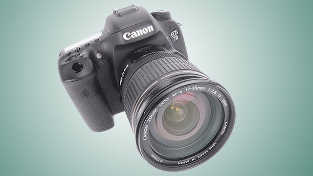Canon EOS 7D Mark II Review | Trusted Reviews