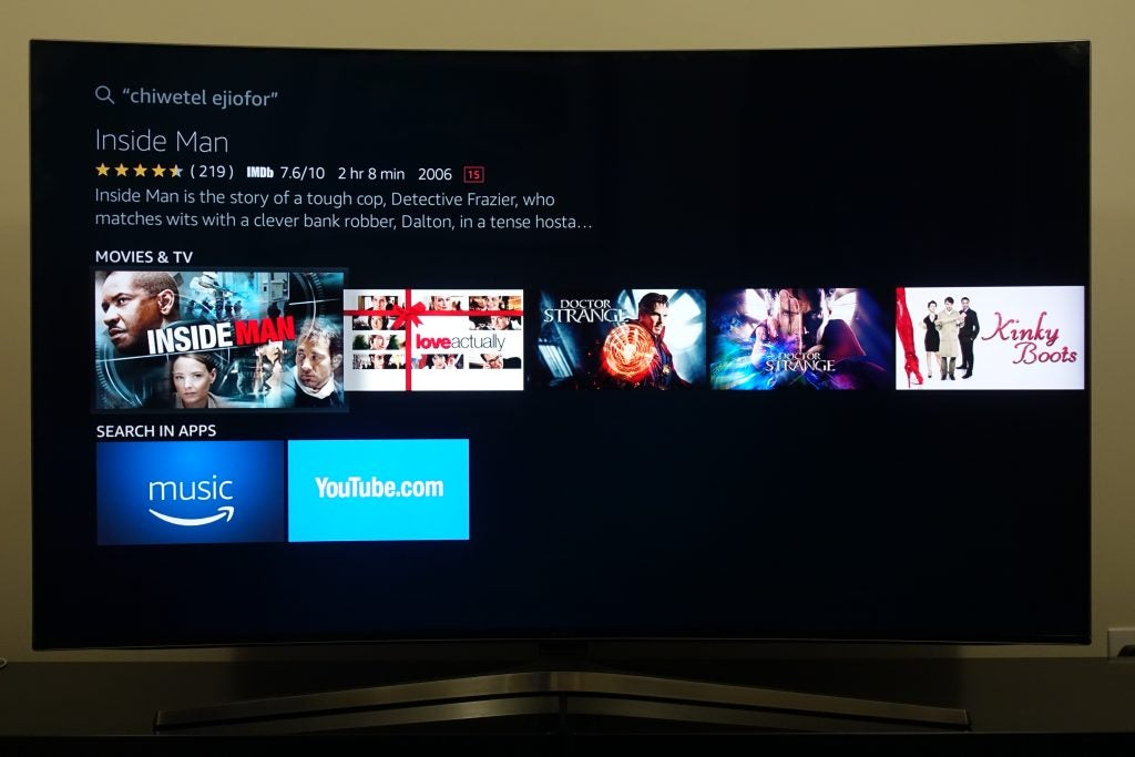 Amazon Fire TV Review – still the best video streaming device?