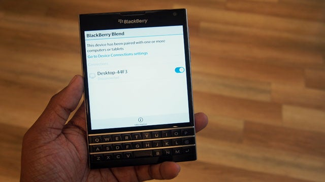 BlackBerry Passport Review | Trusted Reviews