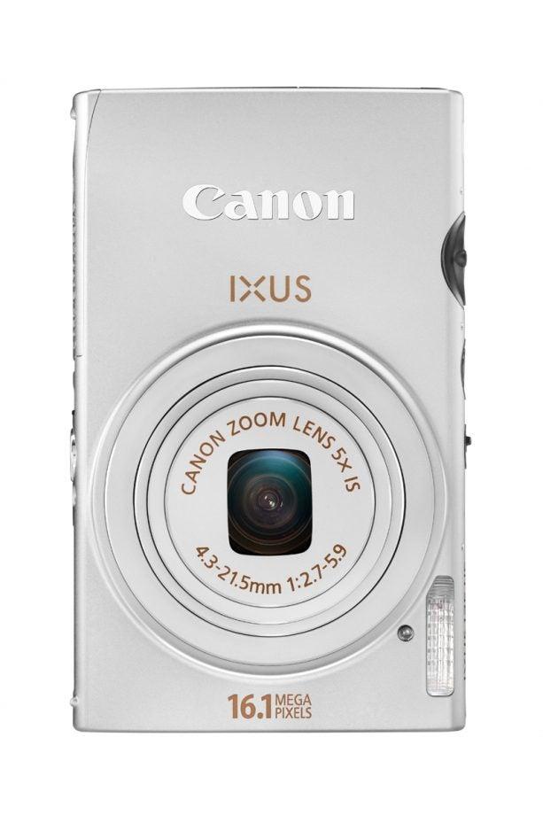 Canon IXUS 125 HS Review