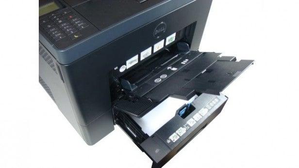 Dell C2660dn - Trays