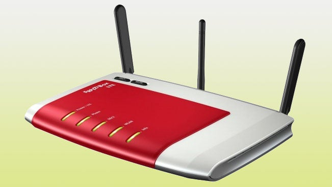 kein dsl signal am router