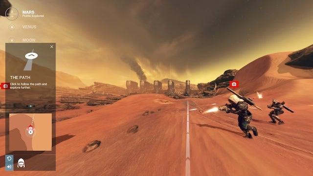 Mars Destiny