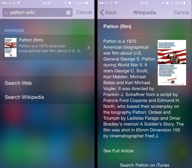 iOS 8 review 15