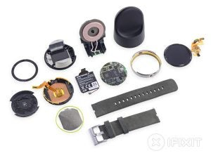 Moto 360 battery