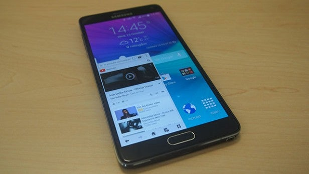Samsung Galaxy Note 4 – Software, Apps and S-Pen Review