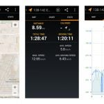 MyTracks Android app