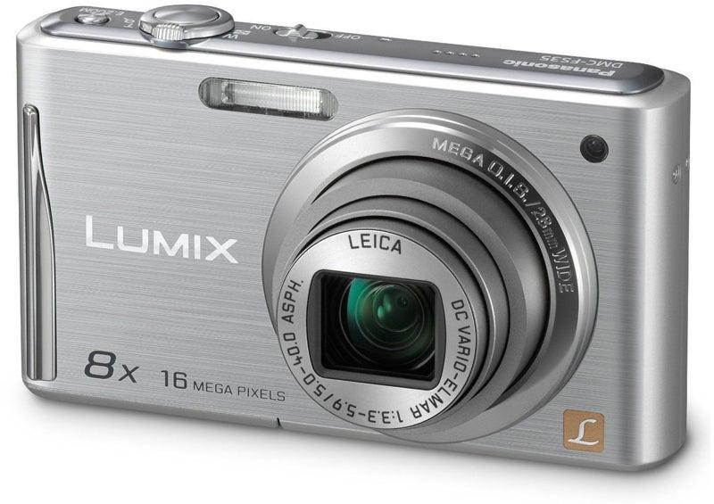 panasonic lumix fs35 review rh trustedreviews com Newest Panasonic Lumix Camera panasonic lumix dmc-fs35 mode d'emploi