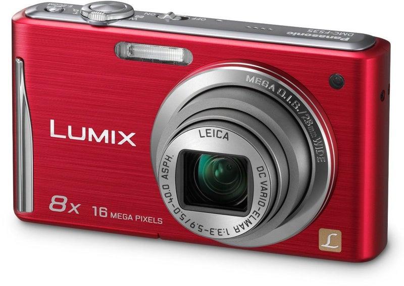 panasonic lumix fs35 review rh trustedreviews com Panasonic Lumix Logo lumix dmc fs35 user manual