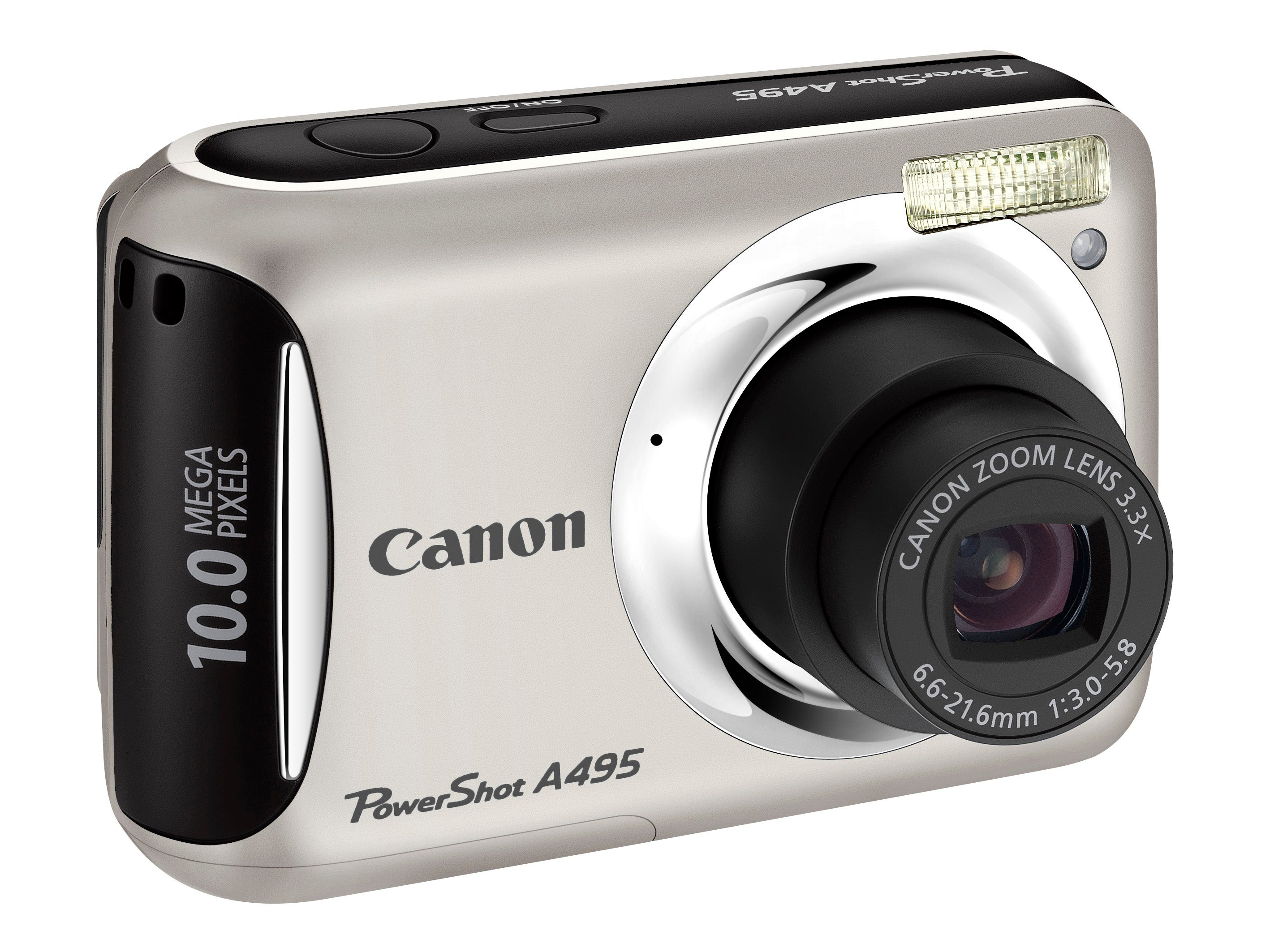 canon powershot a495 review what digital camera tests the canon a495 rh trustedreviews com Review Canon PowerShot A495 Tripods for a Canon PowerShot A495