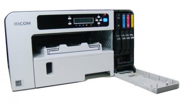 Ricoh Aficio SG2100n - Cartridges