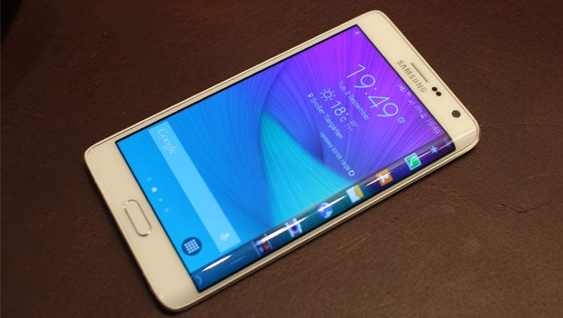 Samsung Galaxy Edge Review | Trusted Reviews