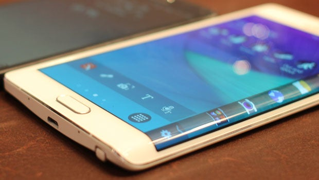 Samsung Galaxy Note Edge to be 'limited edition concept ...
