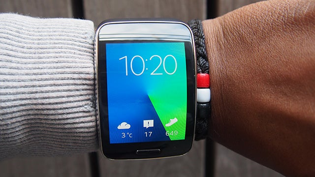 מדהים Samsung Gear S Review | Trusted Reviews QT-07