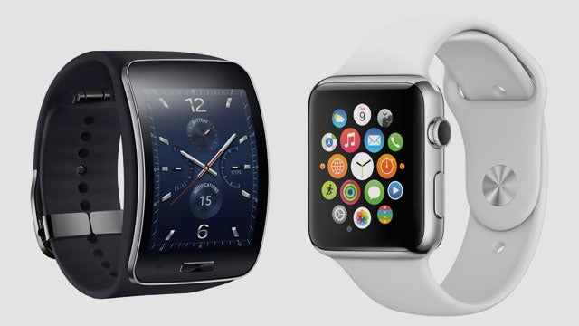 Apple Watch vs Samsung Gear S   Trusted Reviews 3f1ffb9a423