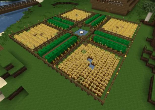 Build A Farm