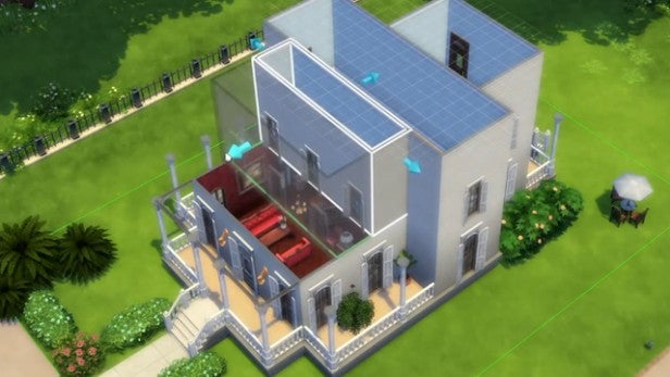 Sims  Stuck In Build Mode