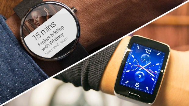 Round vs Square smartwatches