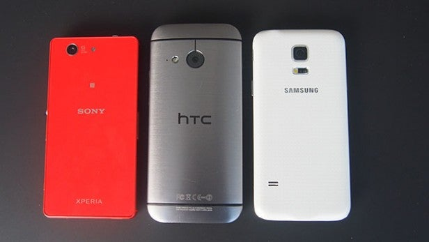 sony xperia z3 compact. Xperia Z3 Compact, HTC One Mini 2 And S5 Sony Compact