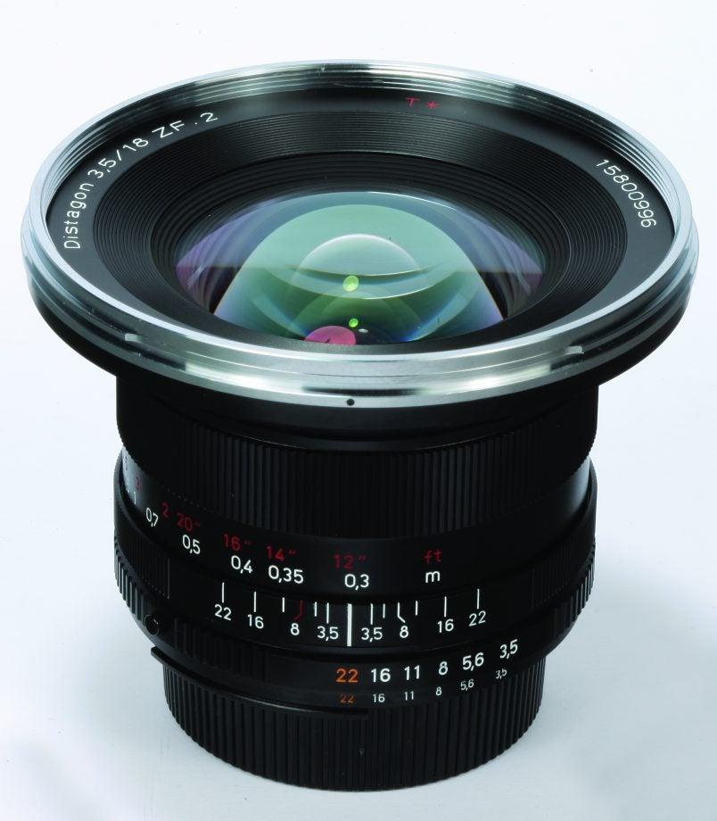 Zeiss Milvus 18mm f/2.8 Distagon T* Lens Review | ePHOTOzine